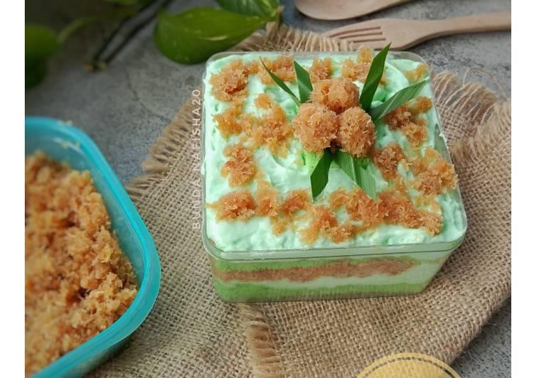 Resep: Klepon Dessert box