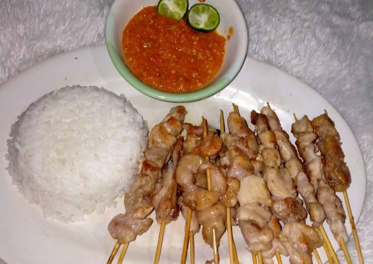 Resep: Sate taichan ala rumahan