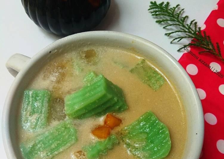 Resep: Es Bongko Aren Nangka khas Pontianak lezat