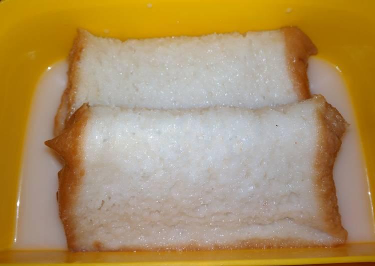Resep: Bongko roti sederhana istimewa