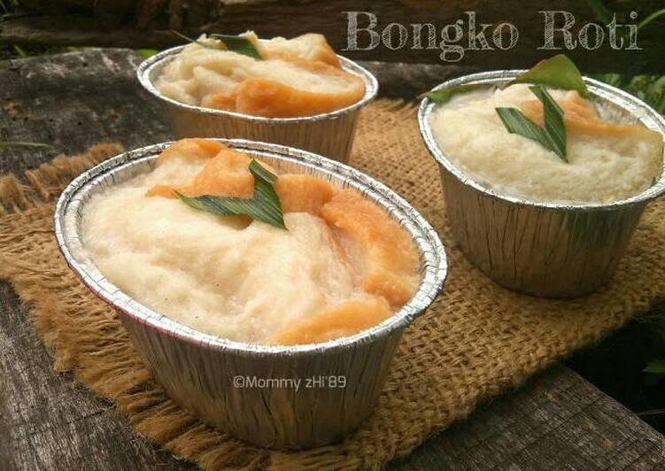 Cara Mudah mengolah Bongko Roti (day 3)