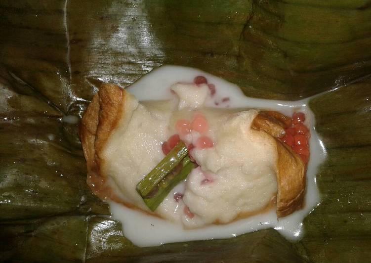 Resep: Bongko pisang roti tawar