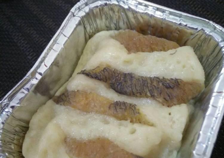 Resep: Bongko roti pisang