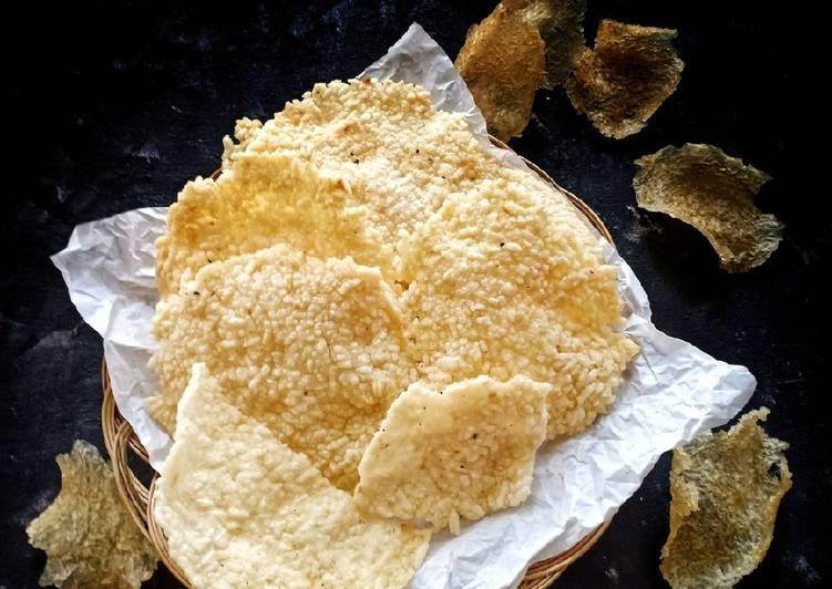 Resep: Karak homemade tanpa bleng