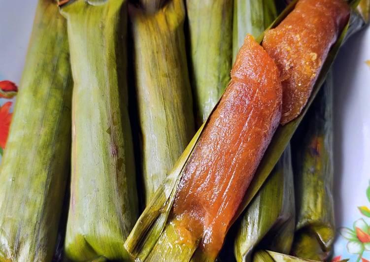 Resep: Lepet/Limpung singkong lezat