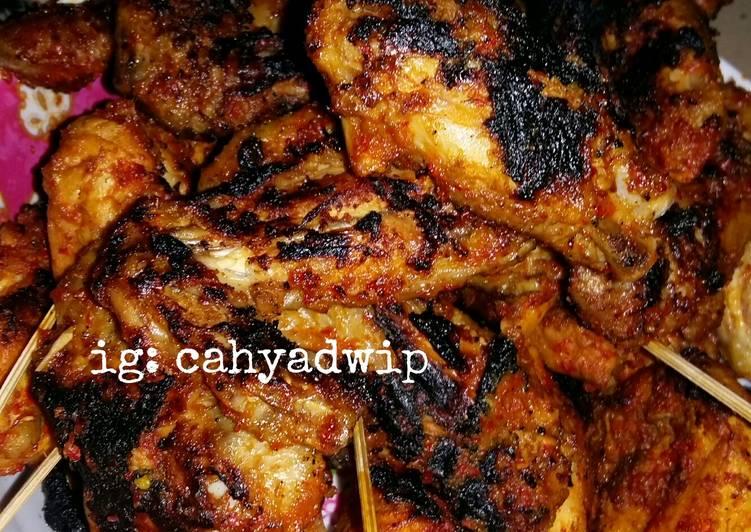 Resep: Ayam Bakar khas Tuban enak