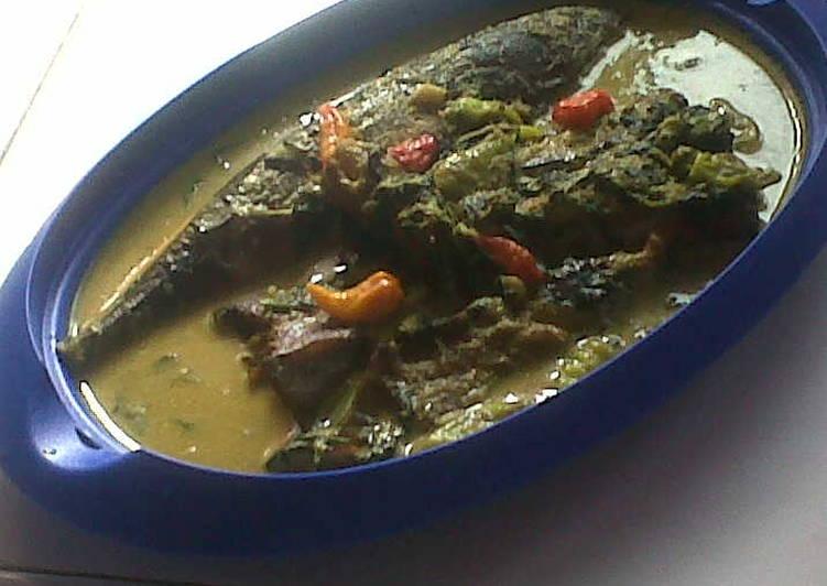 Resep: Mangut ikan panggang tuban