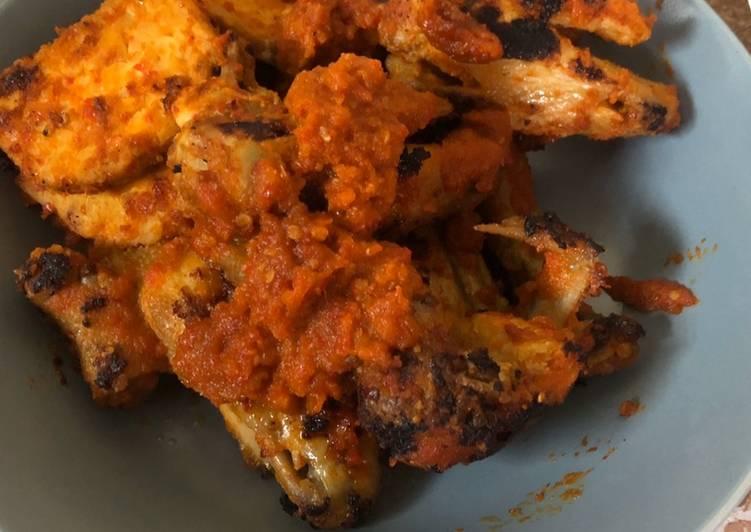 Resep: Ayam Panggang Ndeso khas Tuban enak