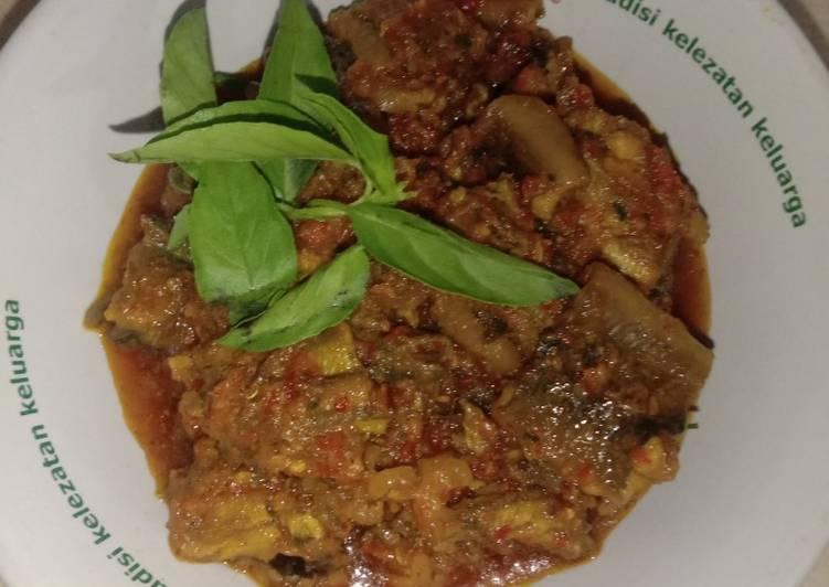 Cara Mudah memasak Rica rica belut endess (enak dan pedes) enak