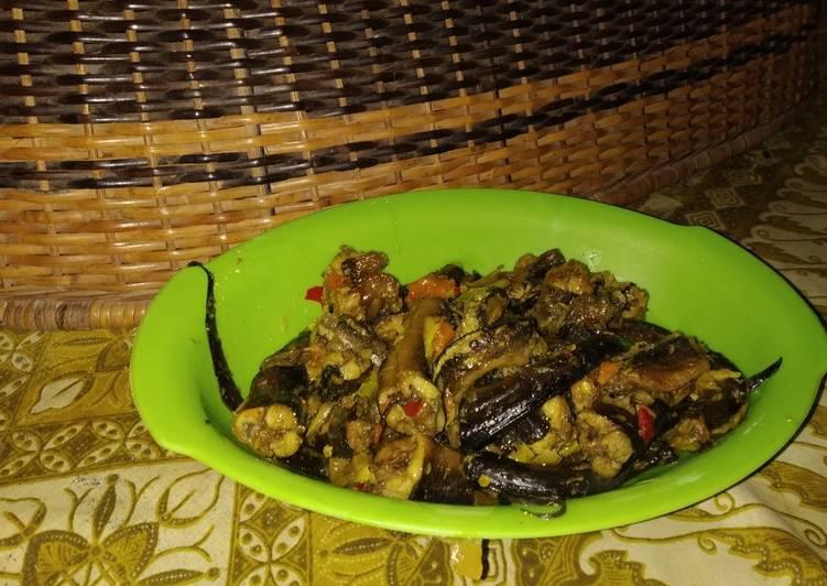 Resep: Rica rica belut lezat