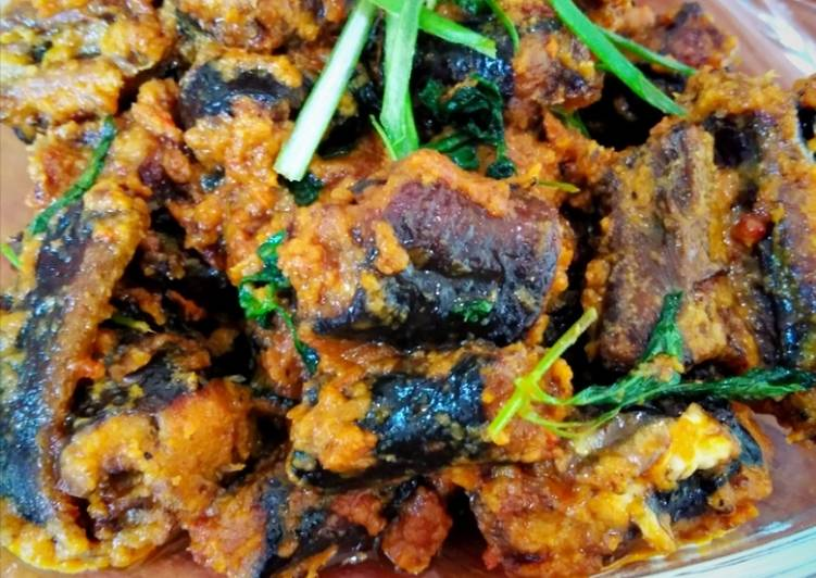 Resep: Rica rica belut