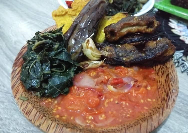 Resep: Belut sambel tomat istimewa
