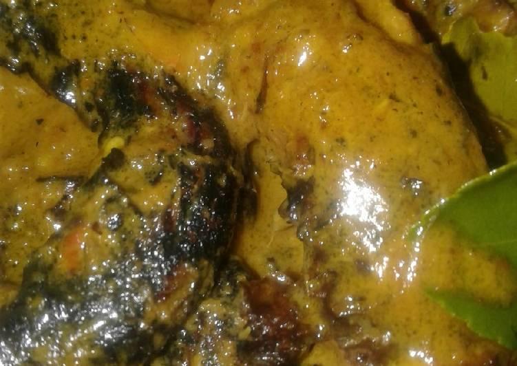 Resep: Rica-rica belut