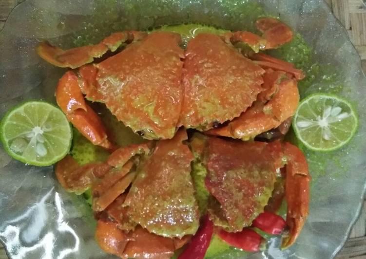 Resep: Kare kepiting