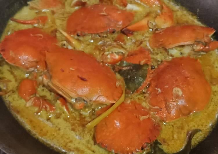 Resep memasak Kare kepiting