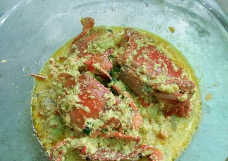 Resep: Kare kepiting lezat
