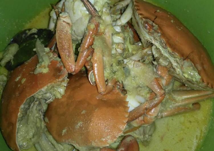 Resep: Kepiting kare