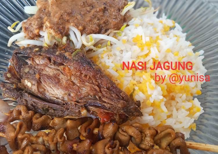 Resep: Cara memasak nasi jagung