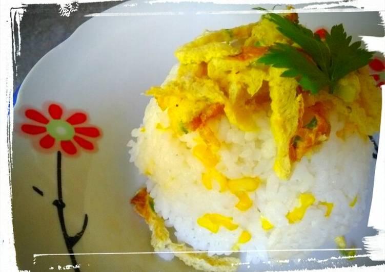 Resep: Nasi Jagung aka Sego Jagung istimewa