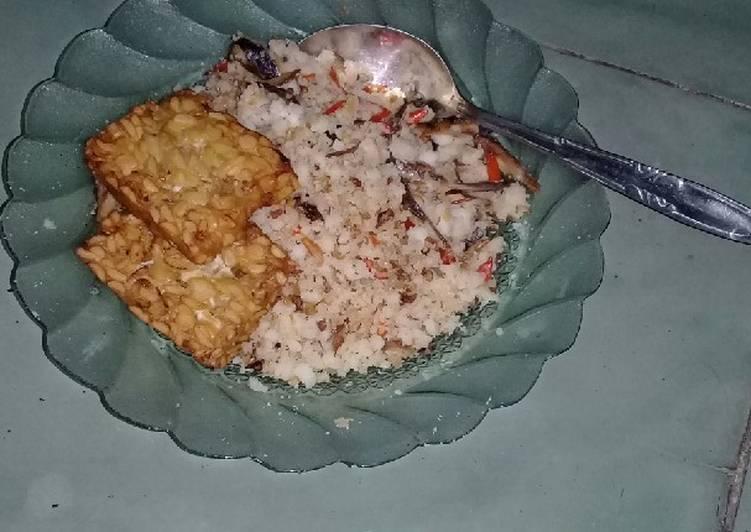 Resep: Nasi jagung goreng😂
