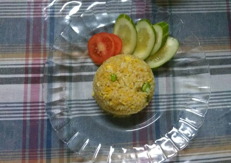 Resep memasak Nasi jagung goreng lezat