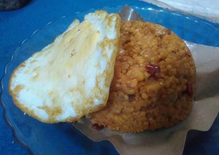 Resep memasak Nasi jagung goreng simpel