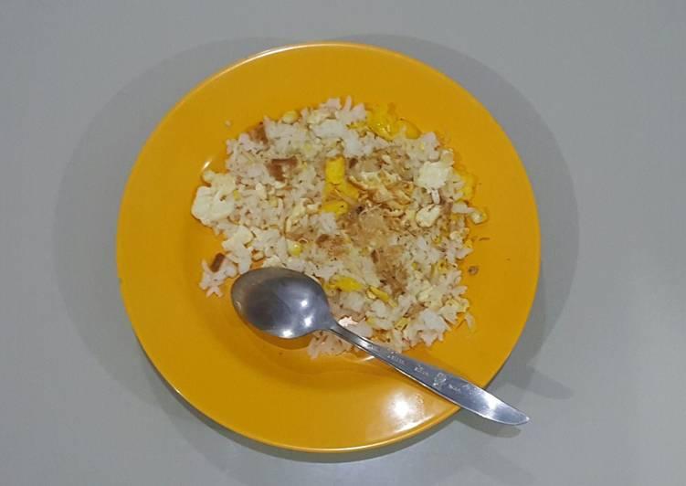 Resep memasak Nasi jagung