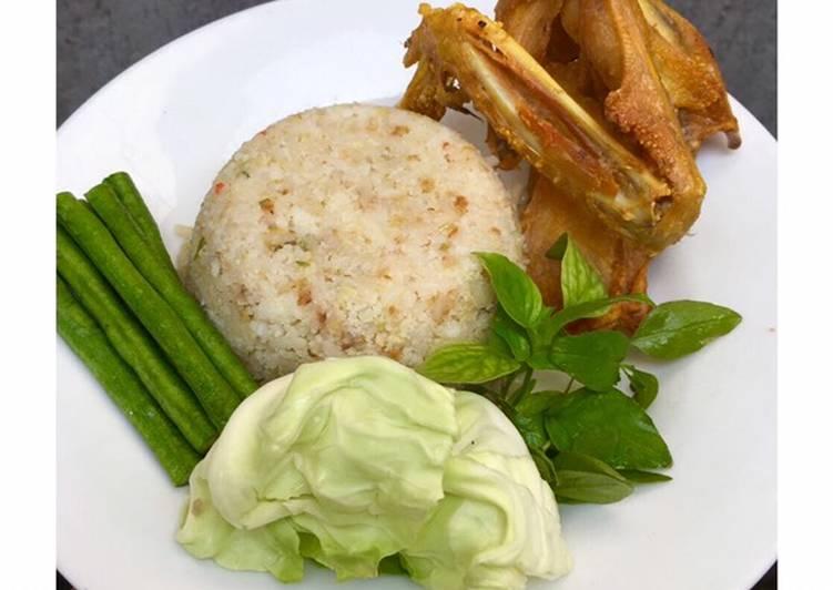 Resep: Sego Jagung Goreng(Nasi jagung goreng)