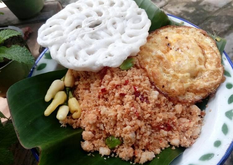 Resep memasak Nasi goreng jagung