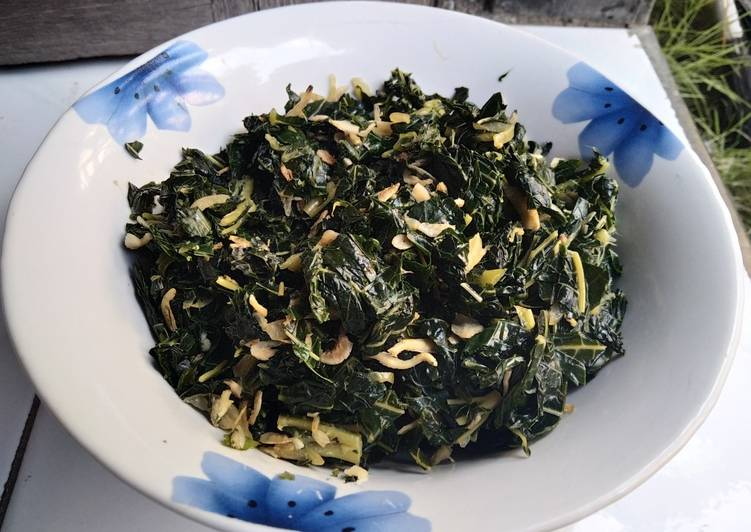 Resep: Tumis daun pepaya tidak pahit lezat