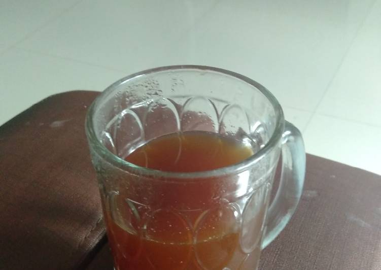 Minuman jahe gula merah