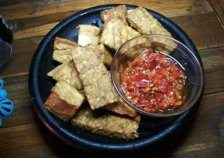 Sambal bawang/korek,pedas medium
