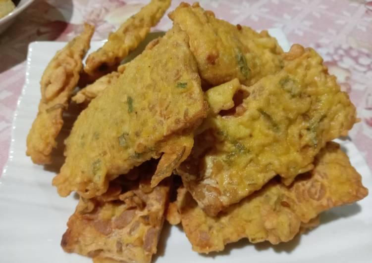 Resep mengolah Tempe goreng tepung