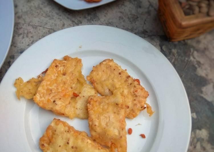 Resep memasak Tempe goreng tepung istimewa