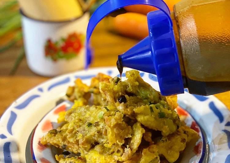 Cara memasak Tempe Goreng Tepung ala Tiger Kitchen