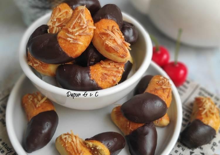 Resep mengolah Nastar coklat keju