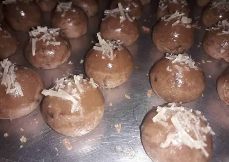 Resep memasak Choco nastar