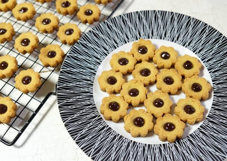 Nastar Coklat Keto | #keto #ketopad #ketogenic #bikinramadhanberkesan