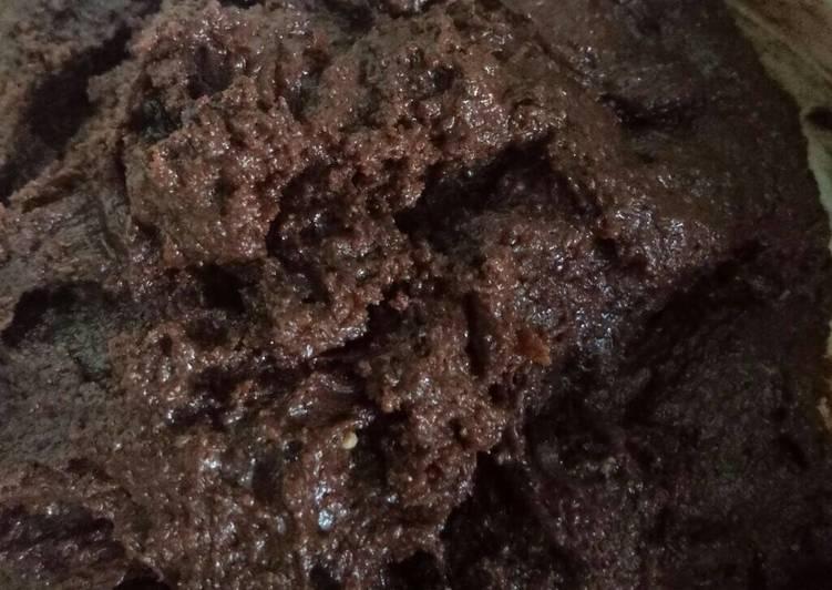 Isian coklat untuk bolen, molen, bakpia, nastar, roti sobek