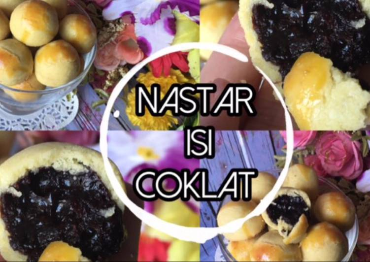Resep: Nastar isi Coklat (Chocotar) by @olinyolina