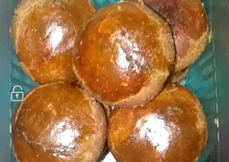 Resep: Nastar coklat n Starwberry Teflon lezat
