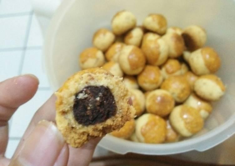 Resep: Nastar coklat kue kering lezat