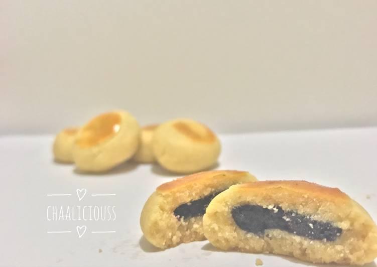Resep: Chocotar (chocolate nastar)