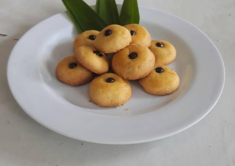 Resep: Nastar chocochips