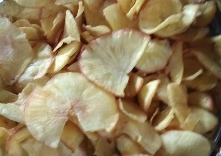 Resep: Resep keripik singkong renyah dan gurih andalan keluarga