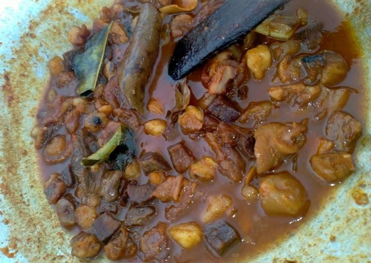 Cara Mudah mengolah Gongso tetelan sapi lezat