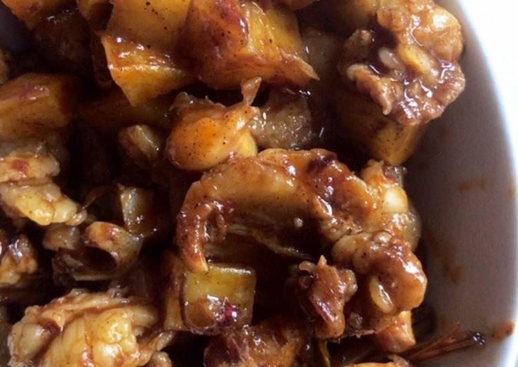 Resep: Sambal goreng tetelan sapi