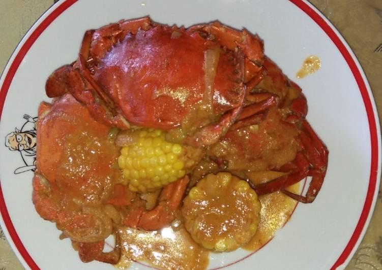 Resep memasak Kepiting saus tiram