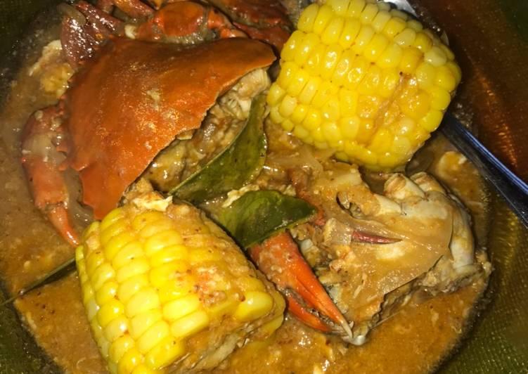 Resep: Kepiting saos padang