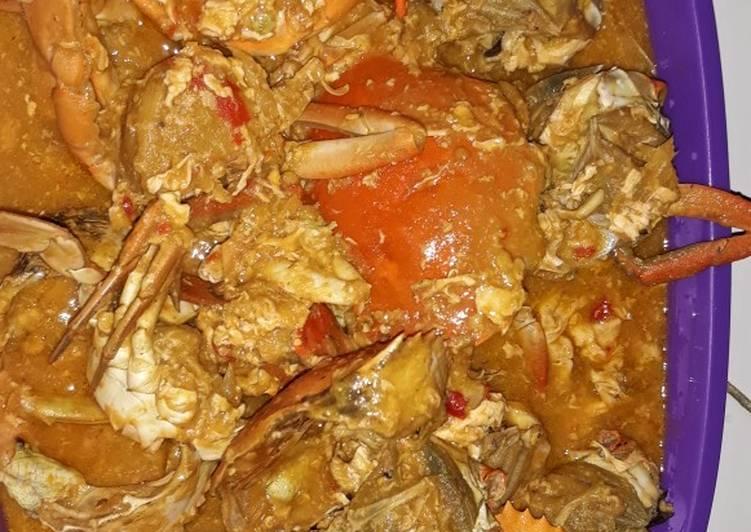 Resep mengolah Kepiting saus asam manis istimewa
